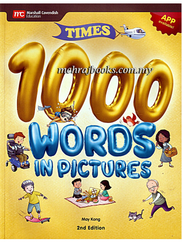 Times 1000 Words In Pictures 2nd Edition