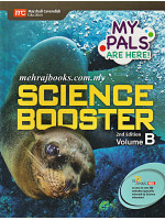 My Pals Are Here! Science Booster 2nd Edition Volume B