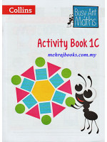 Busy Ant Maths Activity Book 1C