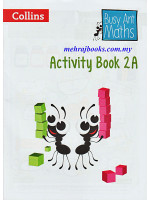 Busy Ant Maths Activity Book 2A