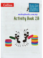 Busy Ant Maths Activity Book 2B
