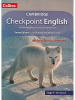Cambridge Checkpoint English Stage 7 Workbook