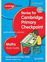 Cambridge Primary Revise for Cambridge Primary Checkpoint Maths Study Guide
