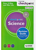 Cambridge Checkpoint Science Revision Guide-New Edition