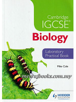 Cambridge IGCSE Biology Laboratory Practical Book