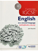 Cambridge IGCSE English As A Second Language-Companion CD