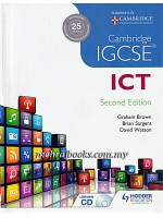 Cambridge IGCSE ICT Second Edition With CD-ROM