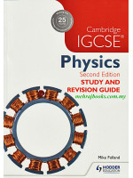 Cambridge IGCSE Physics Study and Revision Guide Second Edition
