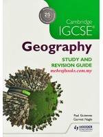 Cambridge IGCSE Geography Study and Revision Guide