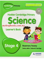 Hodder Cambridge Primary Science Learner's Book Stage 4