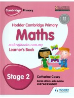 Hodder Cambridge Primary Maths Learner's Book Stage 2