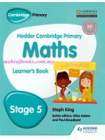 Hodder Cambridge Primary Maths Learner's Book Stage 5