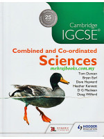 Cambridge IGCSE Combined and Co-ordinated Sciences