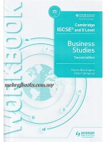 Cambridge IGCSE and O Level Business Studies Second Edition Workbook