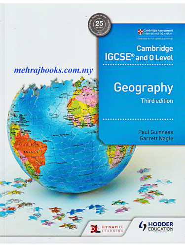 Cambridge IGCSE and O Level Geography Third Edition