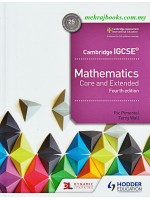 Cambridge IGCSE Mathematics Core and Extended Fourth Edition