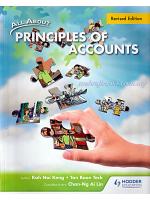 All About Principles of Accounts Textbook Revised Edition