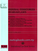 Federal Territories Syariah Laws
