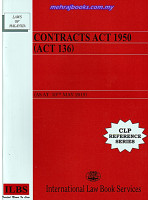 Contract Act 1950 ( act 136 ) (As At 10 May 2019)