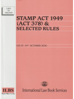 Stamp Act 1949 (Act 378) & Selected Rules