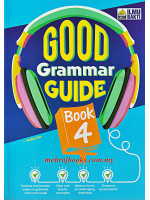 Good Grammar Guide Book 4