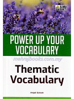 Power Up Your Vocabulary-Thematic Vocabulary