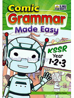 Comic Grammar Made Easy Year 1-2-3