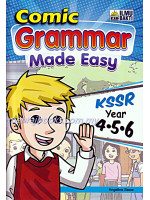 Comic Grammar Made Easy Year 4-5-6