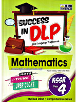 Success In DLP Mathematics KSSR Year 4