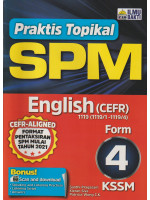 Praktis Topikal SPM English 1119 Form 4 KSSM
