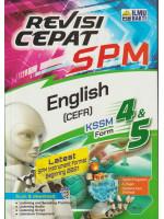 Revisi Cepat SPM English Form 4-5 KSSM