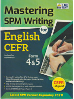 Mastering SPM Writing for English CEFR Form 4 & 5