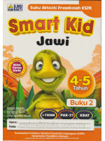 Smart Kid Jawi 4-5 Tahun Buku 2
