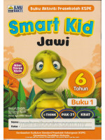 Smart Kid Jawi 6 Tahun Buku 1