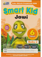 Smart Kid Jawi 6 Tahun Buku 2