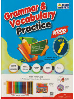 Grammar & Vocabulary Practice KSSR Year 1