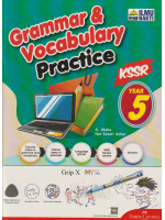 Grammar & Vocabulary Practice KSSR Year 5