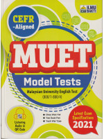 CEFR-Aligned MUET Model Tests