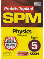 Praktis Topikal SPM Physics Form 5-Bilingual