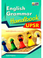 English Grammar Handbook UPSR Year 4-5-6