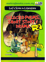 Let's Score in Literature Selected Poems, Short Story & Drama Form 2