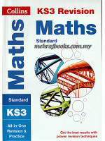 Collins KS3 Revision Maths Standard All-in-One Revision and Practice