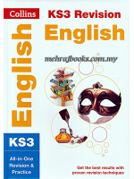 Collins KS3 Revision English All-in-One Revision and Practice