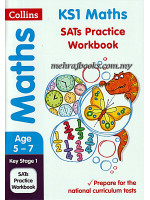 Collins Maths Age 5-7 Key Stage 1 SATs Practice Workbook