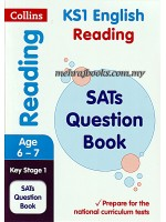 Collins Reading Age 6-7 Key Stage 1 SATs Question Book