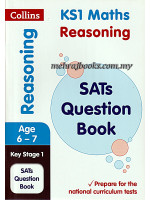 Collins Reasoning Age 6-7 Key Stage 1 SATs Question Book