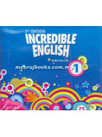 Incredible English Audio Class CDs Second Edition