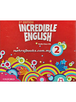 Incredible English 2 Audio Class CDs Second Edition