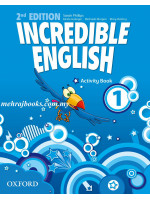 Incredible English  Activity Book 1