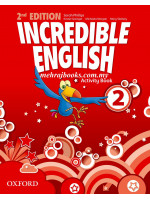 Incredible English  Activity Book 2